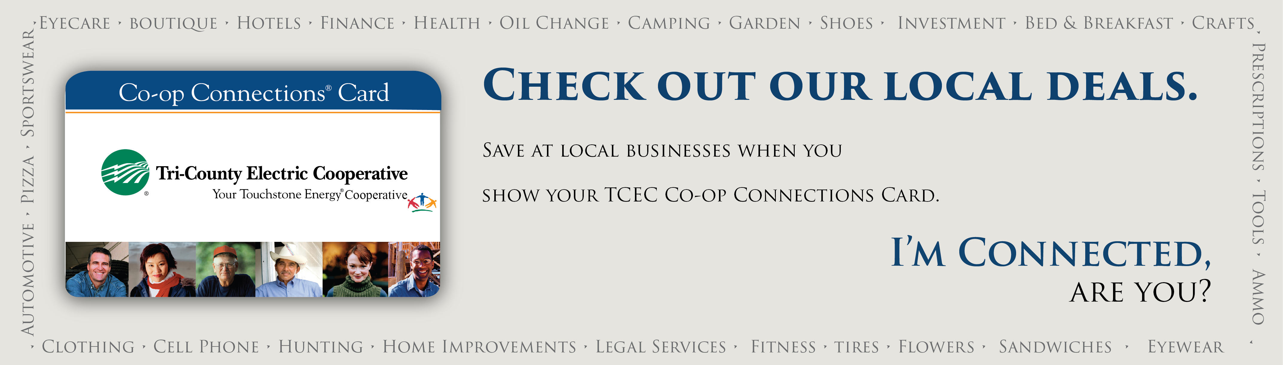 Owned By Those We Serve | Tri-County Electric Cooperative