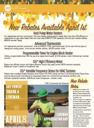 Tri-County Connection Newsletters | Tri-County Electric Cooperative